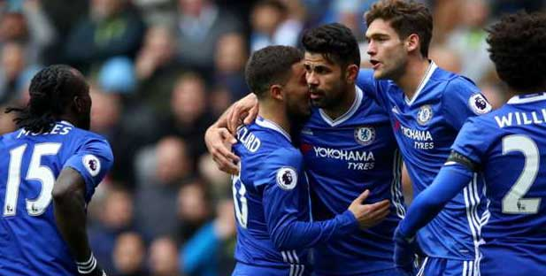 Chelsea - High Performance Team