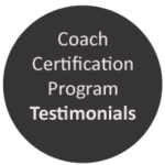 Coach Certification Testimonials