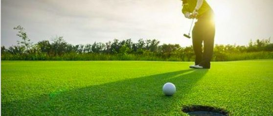 Coaching and Golf