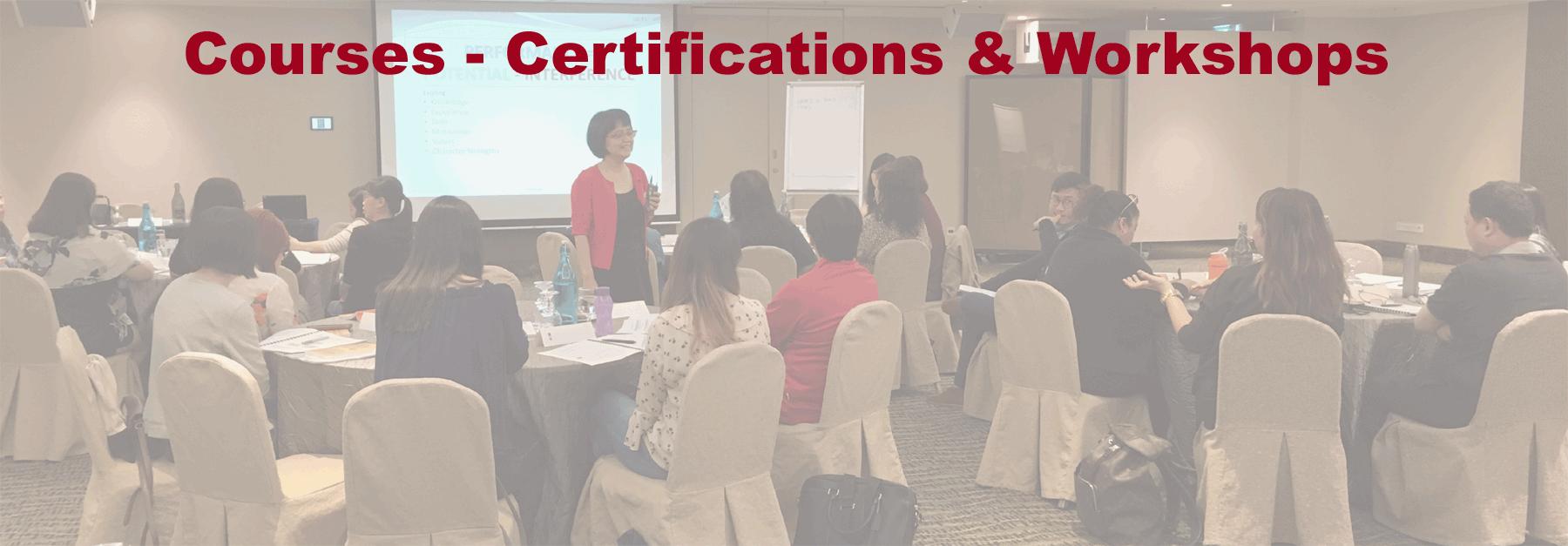 WSQ Leadership Courses